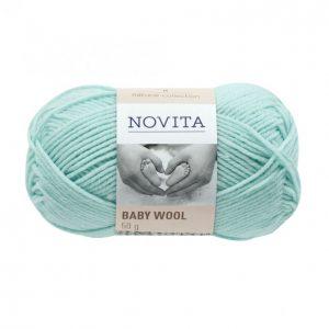 Novita Baby Wool Minttu Lanka 50 G