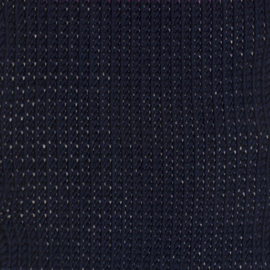 Novita Cotton Bamboo Tummansininen Lanka