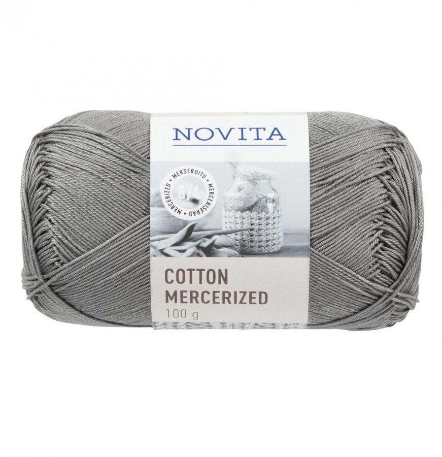 Novita Cotton Mercerized Kivi Lanka 100 G