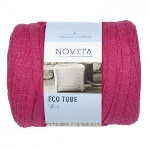Novita Eco Tube Pinkki Lanka 500 G