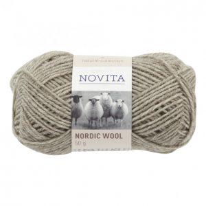 Novita Nordic Wool Hiekka Lanka 50 G