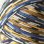 Wys Signature 4 Ply Birds Blue Tit Lanka